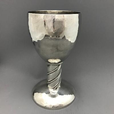 WILLIAM PHIPPS Silver Goblet