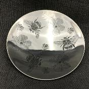 LEO SHIRLEY-SMITH Silver 'Bee' Bowl