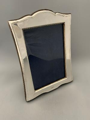 Art Deco Style Silver Photograph Frame