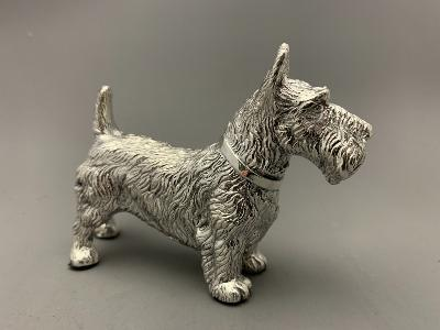 Silver SCOTTISH TERRIER