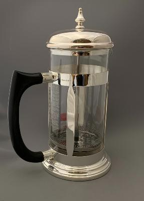 Silver CAFETIERE