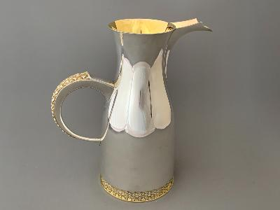 ANTHONY ELSON Large Silver JUG