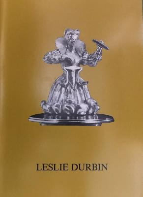 x LESLIE DURBIN Exhibition Catalogue