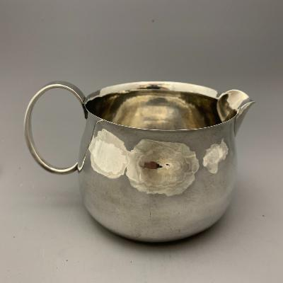 BRIGHTON COLLEGE of ART Silver JUG 1947