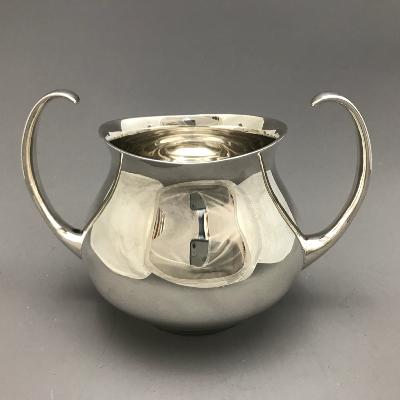 ERIC CLEMENTS Silver BOWL