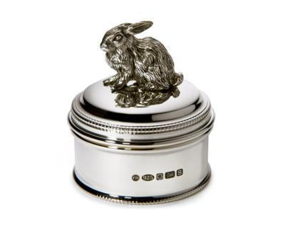 Silver Rabbit Box