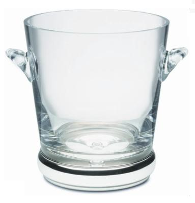 Silver Mounted ICE BUCKET