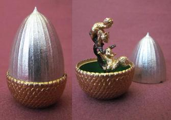 CHRISTOPHER LAWRENCE Silver Acorn