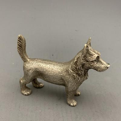 Silver TERRIER