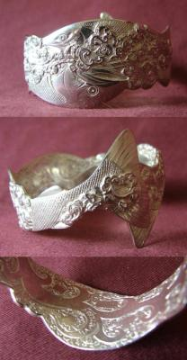 Silver Salmon Napkin Ring
