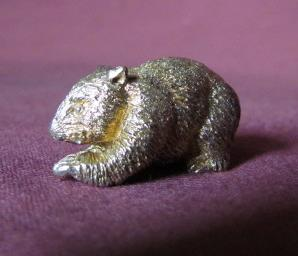 Silver Wombat