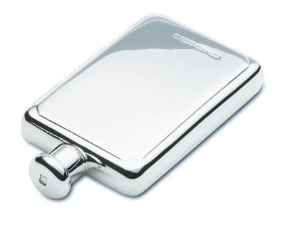 Silver Hipflask