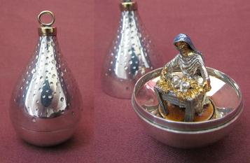 Silver Bauble