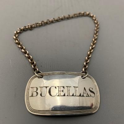 JOSEPH WILLMORE Silver BUCELLAS LABEL 1835