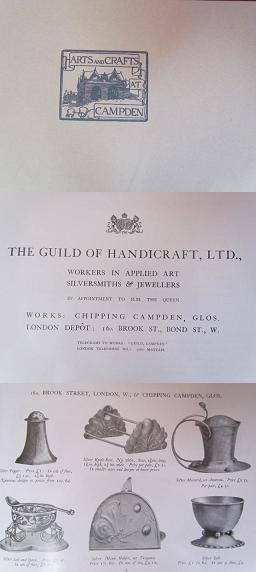 GUILD of HANDICRAFT Catalogue