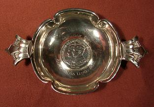 George VI Coronation Derby Winner Dish