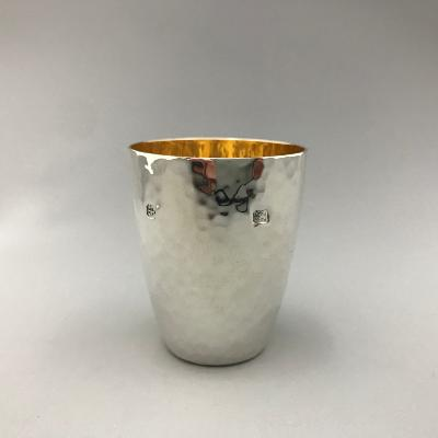 Silver Hammered Tot/Measure