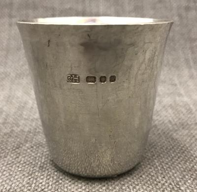 GUILD OF HANDICRAFT Silver Tot
