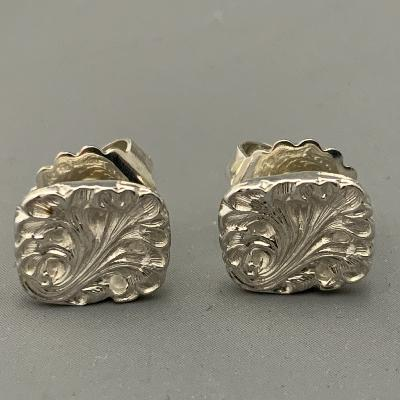 MALCOLM APPLEBY Silver EARRINGS