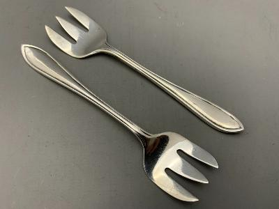 Silver OYSTER FORKS
