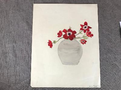 DILYS ROBERTS Water Colour
