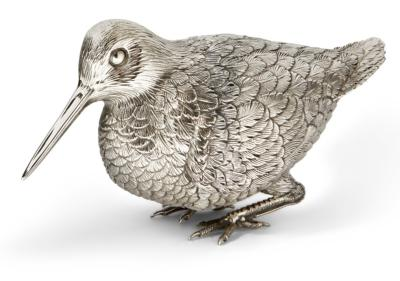 Silver Woodcock