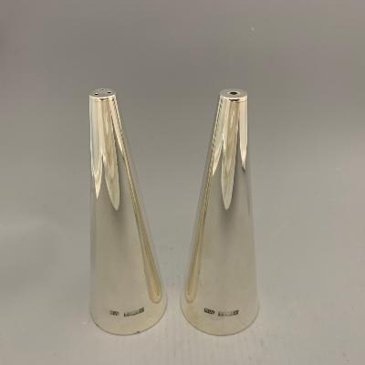 ROBERT WELCH Silver Salt and Pepper