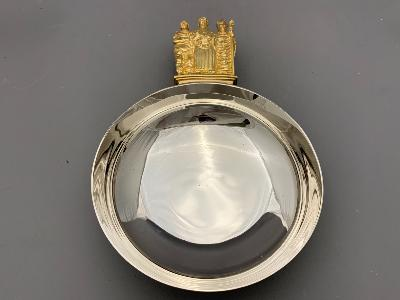 AURUM Silver 'WINCHESTER CATHEDRAL'  BOWL