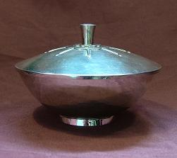 10 Covered Bowl