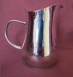 ERIC CLEMENTS Silver Cream Jug