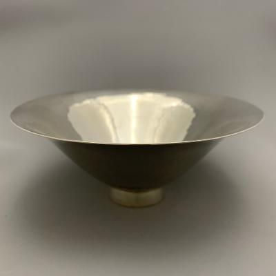 PHILLIP & ANGELA LOWERY Silver BOWL