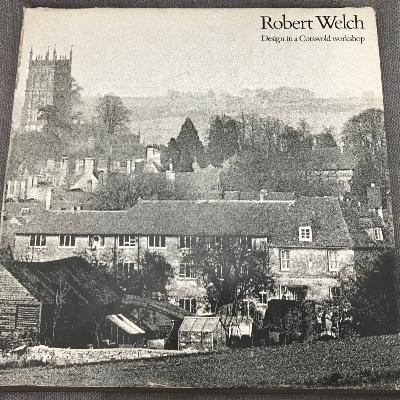 x ROBERT WELCH Book