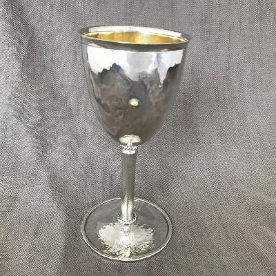 MICHAEL BOLTON Silver Goblet