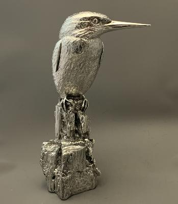 Silver KINGFISHER