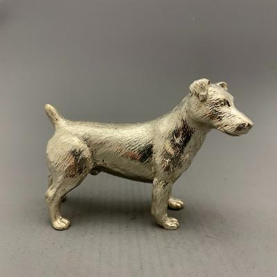 Silver JACK RUSSELL