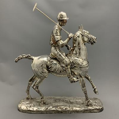 Silver POLO PLAYER