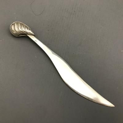 WALLY GILBERT Silver Letter Opener