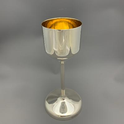 ROBERT WELCH Silver GOBLET
