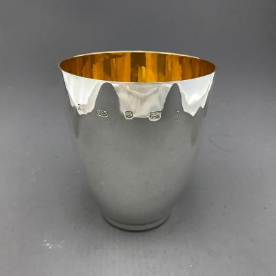 BARRY THOMAS Silver BEAKER
