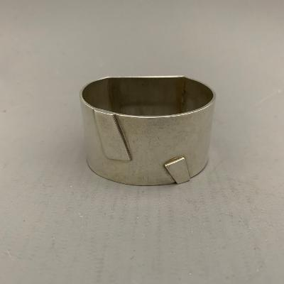 NIGEL HARRIS PRICE  Silver NAPKIN RING