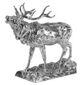 Very Large Silver STAG