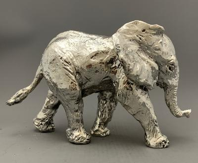 Silver BABY ELEPHANT