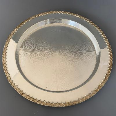 GRANT MACDONALD  Silver DRINKS TRAY